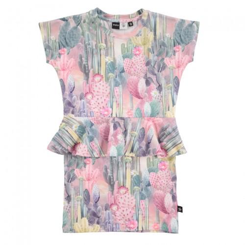 Christina Delicate Cacti šaty | MOLO