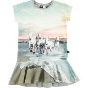 Caeley White Horses šaty | MOLO