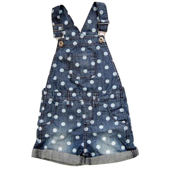Denimové nohavice na traky polka dot | Blue Seven