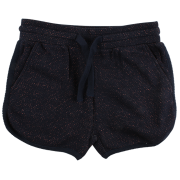 Bera tmavomodré šortky prešívané medenou niťou | Small Rags