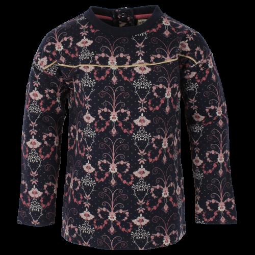 Julia ornamentové tričko  |SMALL RAGS