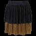 Jasmin plisovaná metalická slávnostná sukňa  |SMALL RAGS