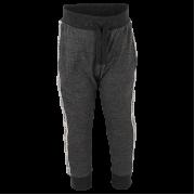 Jurgen šedé tepláky s bavlneným pruhom SMALL RAGS  |SMALL RAGS