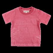 Koralové surferske tričko Ivan | SMALL RAGS