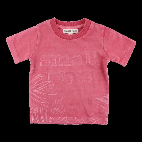 Koralové surferske tričko Ivan   SMALL RAGS