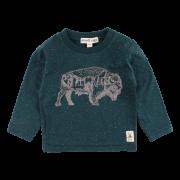 Hubert bizónové tričko SMALL RAGS