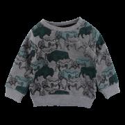Hubert bizónová mikina SMALL RAGS