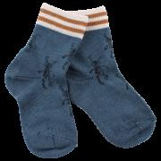 Hubert petrolejové ponožky SMALL RAGS