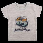 Eddy sivé melírované tričko   Small Rags