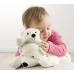 Ella plyšová hračka s hrkálkou   Sterntaler