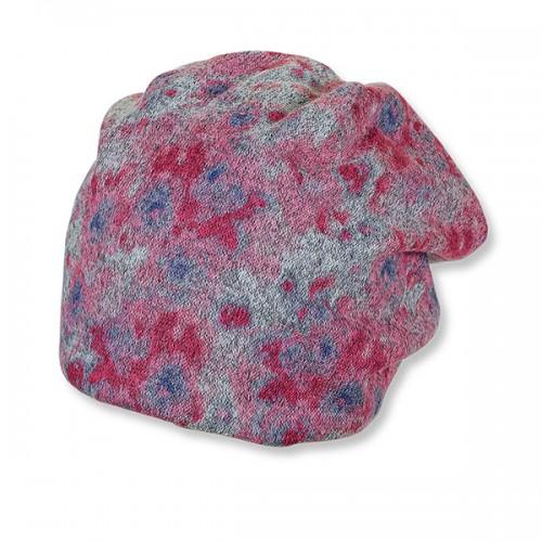 Dievčenská škvrnitá viacfarebná šmolko čiapka  | Sterntaler