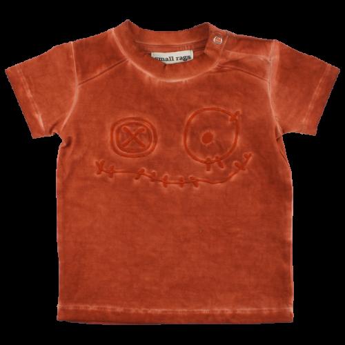 Bruce oranžové tričko | Small Rags