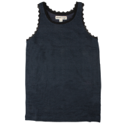 Bera tmavomodré čipkované tielko | Small Rags