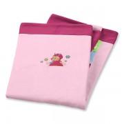 Katharina ružová mäkká deka