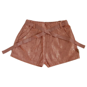 Ellaville Lt Shorts nohavice tmavoružové | POMPdeLUX
