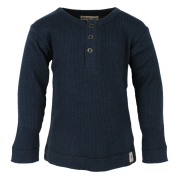 Jurgen petrolejové rebrované tričko | SMALL RAGS